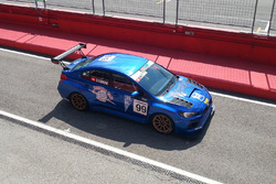Stefano Comini, Subaru WRX STI TCR, Top Run Motorsport