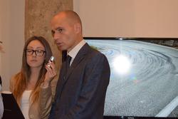 Daniele Frongia, assessore sport Roma Capitale