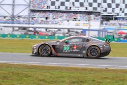 #98 Aston Martin Racing Aston Martin Vantage GT3: Пол Далла Лана, Матіас Лауда, Педру Ламі, Марко Соренсен
