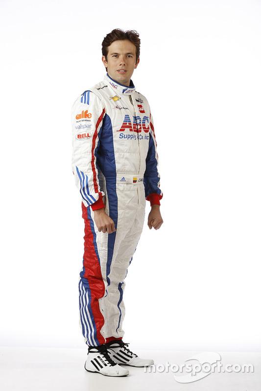 Carlos Muñoz, A.J. Foyt Enterprises Chevrolet
