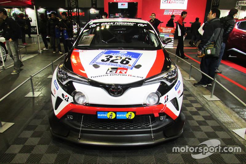 TOYOTA C-HR, Toyota Gazoo Racing