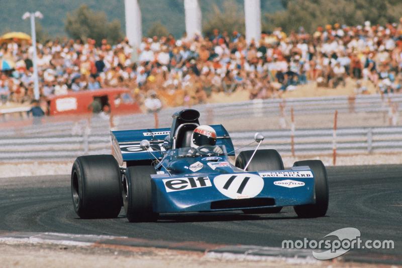 31º: Tyrrell 003 (1971-1972)