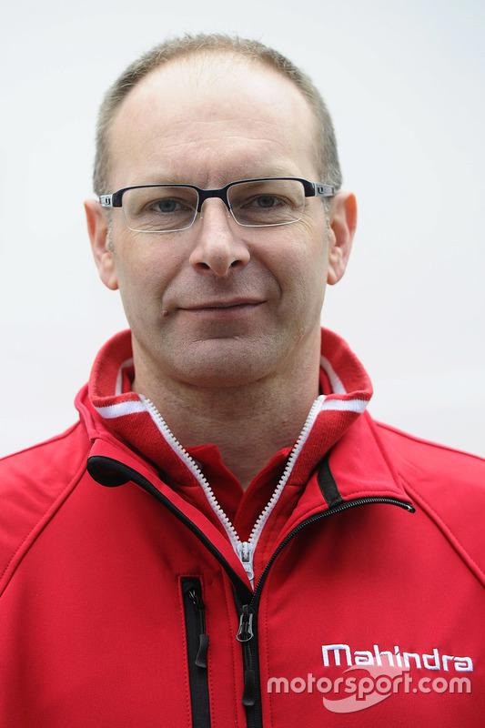 Davide Borghesi, Mahindra Racing Head Design and Development