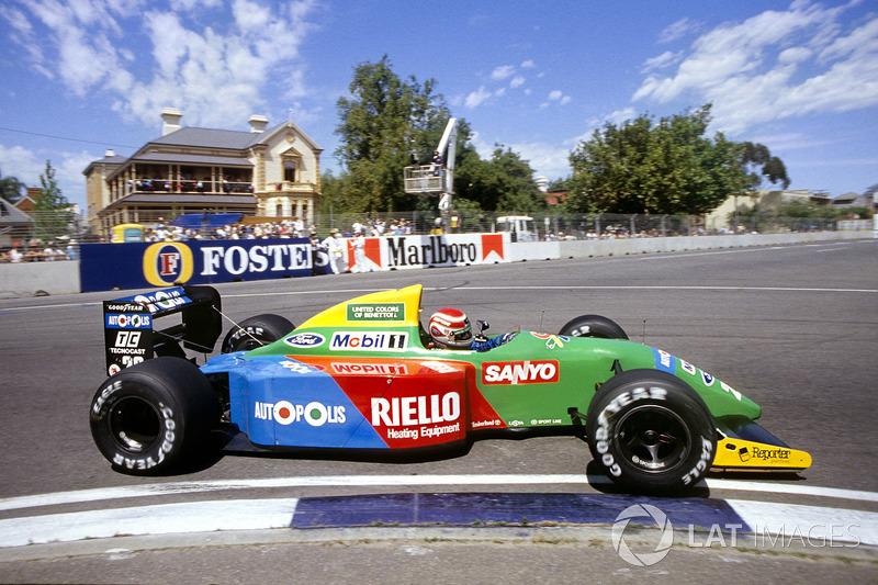 Нельсон Піке, Benetton B190 Ford
