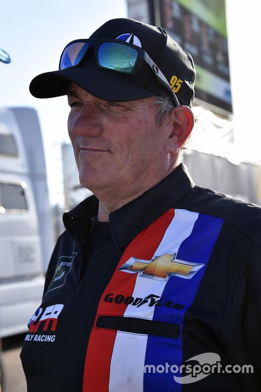 Todd Parrott, Leavine Family Racing Chevrolet