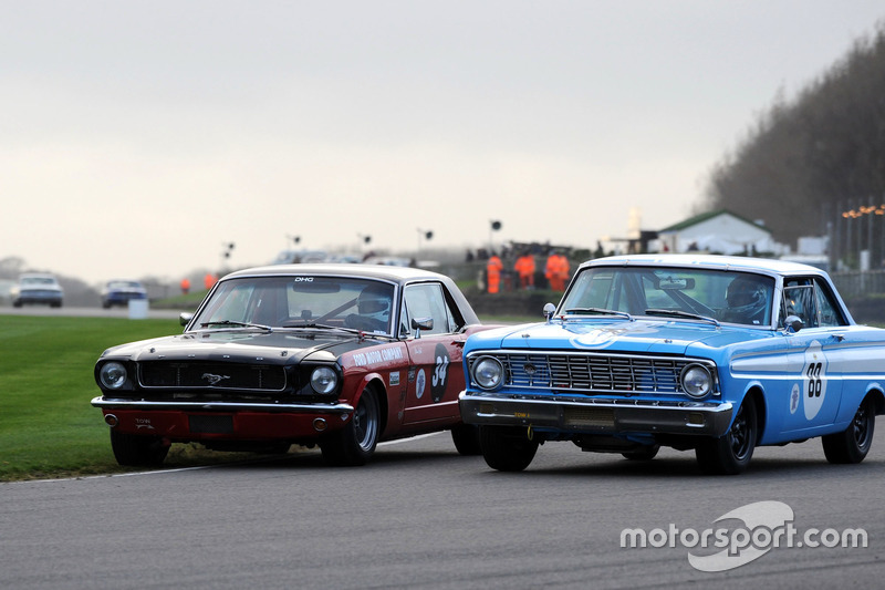 Pierpoint Cup, Hart, Mustang, Hall, Falcon