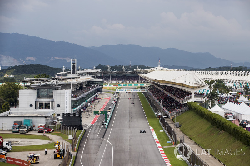 Sepang International Circuit - Maleisië