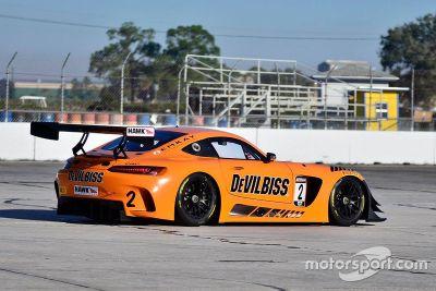 Pruebas CRP Racing