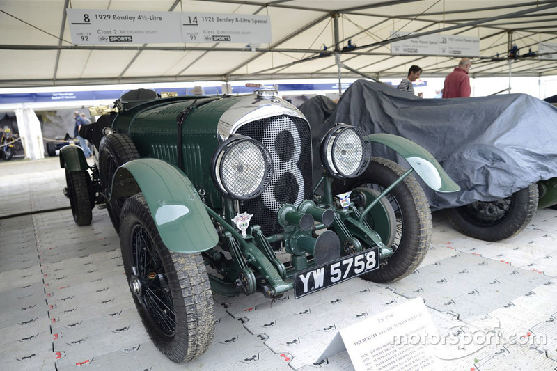1929 Bentley 4 1/2-Litre