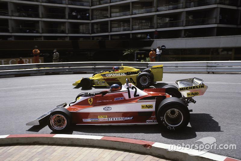 1978: Гран При Монако, Ferrari 312T3