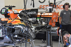 McLaren MCL32, dettaglio