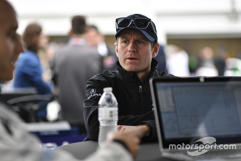 Mark Wilkins, Michael Shank Racing