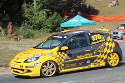 Denis Wolf,  Renault Clio RS III, Racing Team Zäziwil