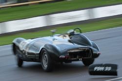 1954 Cooper-Jaguar T33, Katarina Kyvalova