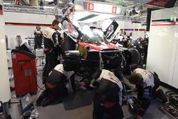 #8 Toyota Gazoo Racing Toyota TS050 Hybrid: Anthony Davidson, Sébastien Buemi, Kazuki Nakajima is re