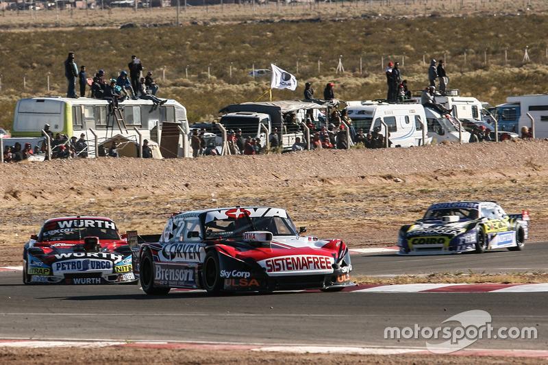 Matias Rossi, Nova Racing Ford, Juan Martin Trucco, JMT Motorsport Dodge, Julian Santero, Coiro Dole