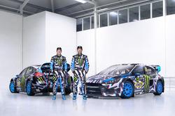 Andreas Bakkerud, Ken Block, Hoonigan Racing Division, Ford Focus