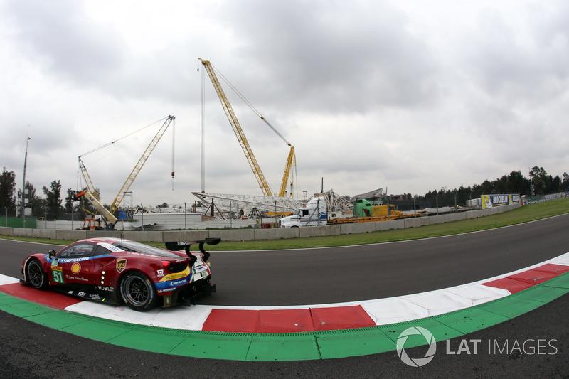 6. GTE-Pro: #51 AF Corse, Ferrari 488 GTE