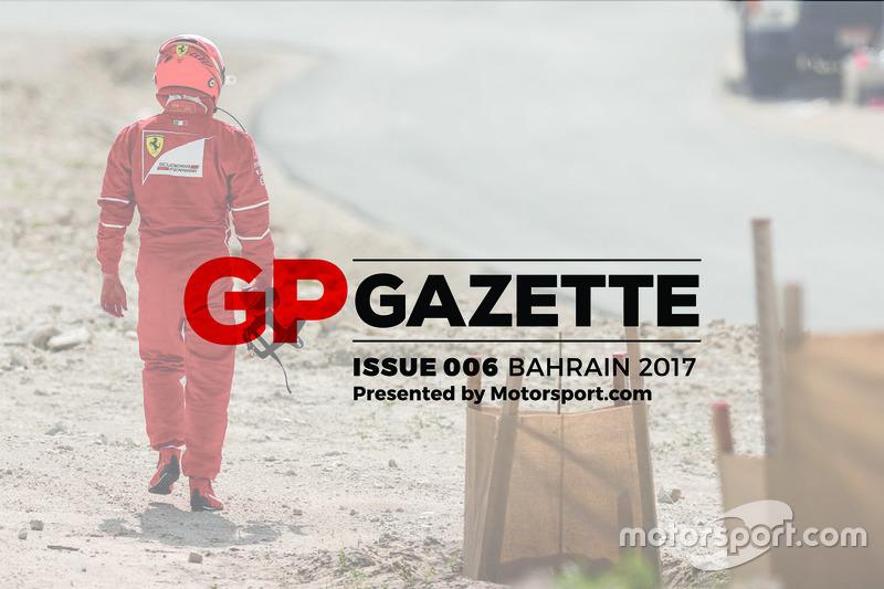 جي بي غازيت جائزة البحرين الكبرى