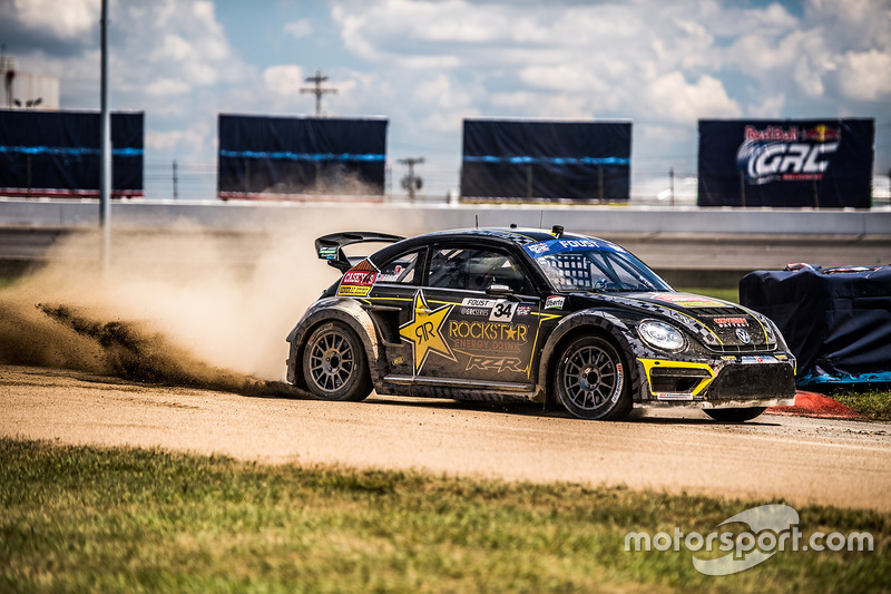 Tanner Foust Vw >> Tanner Foust Volkswagen At Indianapolis On July 10th 2017