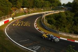 #150 Manthey Racing, Porsche Cayman GT4 CS: Christoph Breuer, Moritz Oberheim, Lars Kern, Marc Hennerici