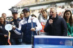 Felipe Massa, Williams; Max Verstappen, Red Bull Racing