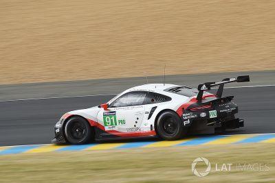 Essais privés au Mans en juin