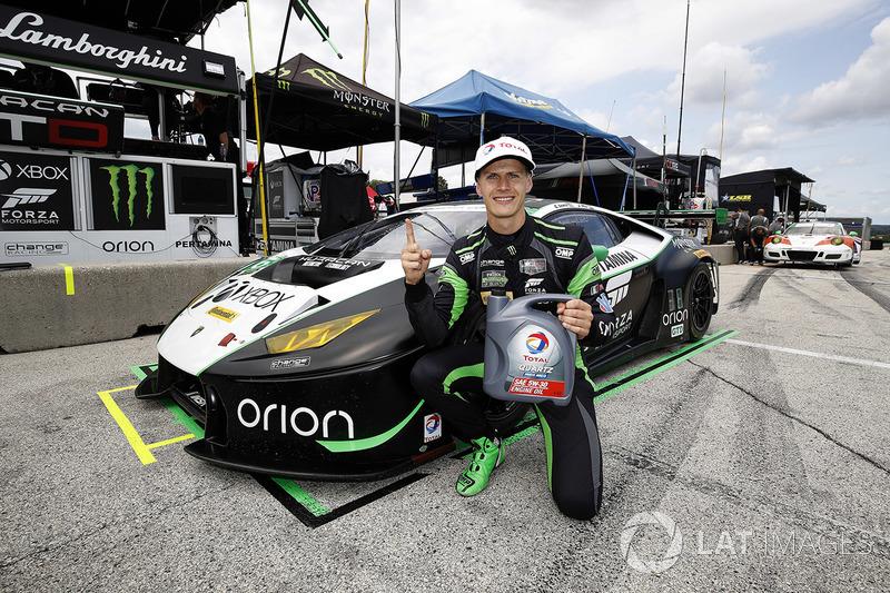 Володар поулу у класі GTD Йерун Мул, Change Racing