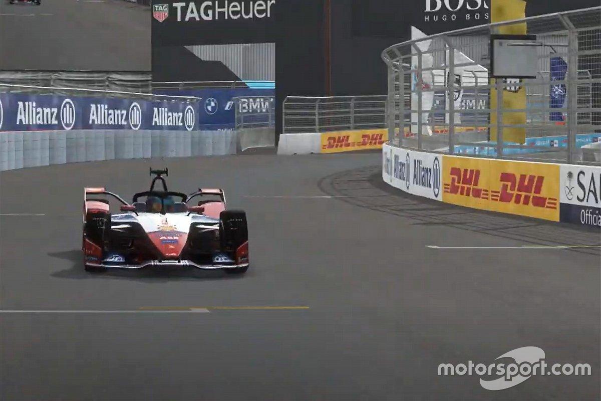 Formula E: Race at Home Challenge - Ronda 7