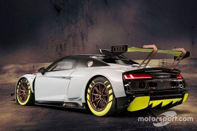 Audi R8 LMS GT2 unveil