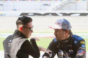 #10 Wayne Taylor Racing Cadillac DPi: Fernando Alonso, Kamui Kobayashi