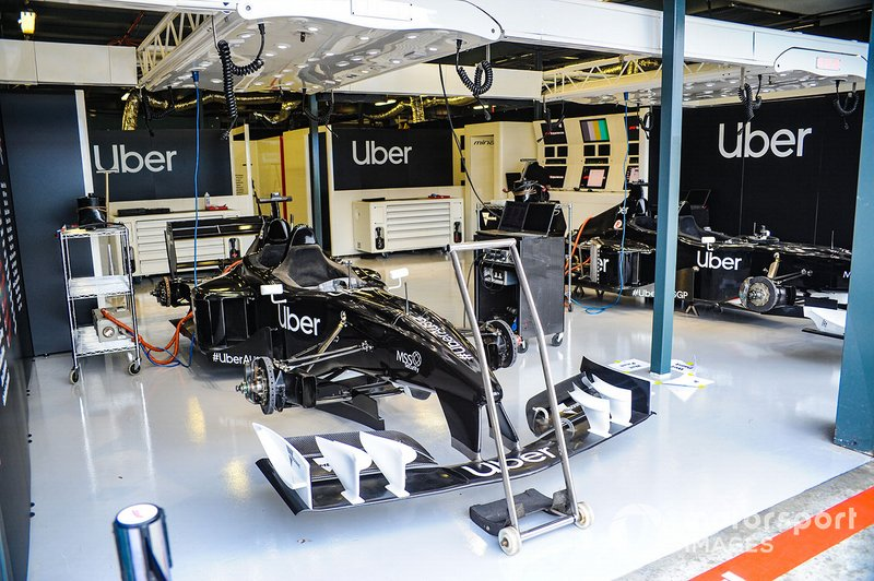 F1 Experiences tweezitter