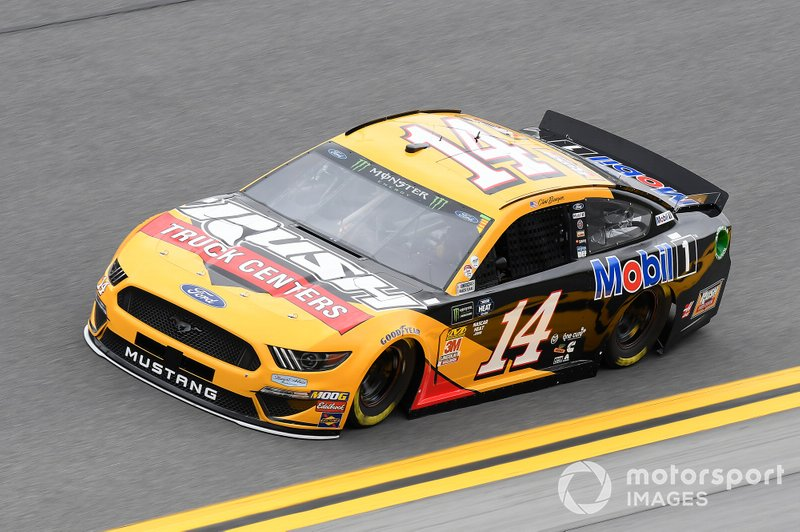 #14: Clint Bowyer, Stewart-Haas Racing, Ford Mustang