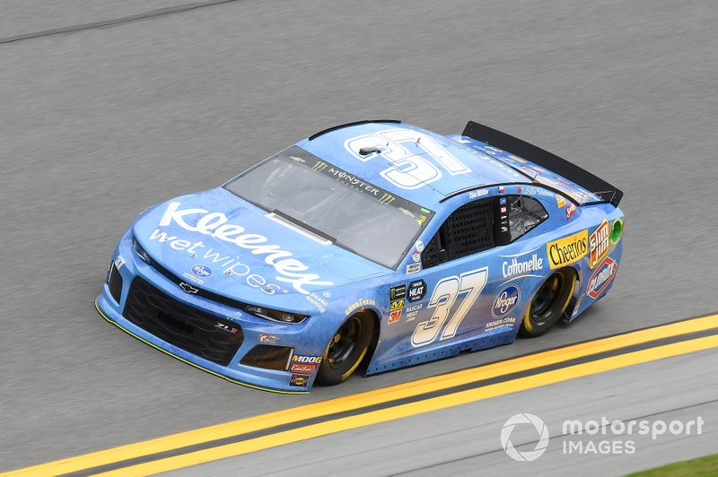 #37: Chris Buescher, JTG Daugherty Racing, Chevrolet Camaro