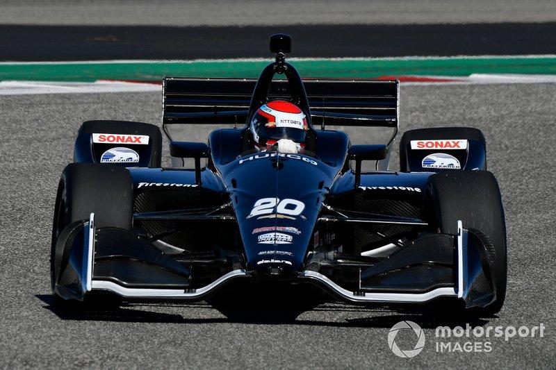 #20: Ed Jones, Ed Carpenter Racing, Chevrolet *