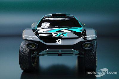 Rosberg Xtreme Racing Presentation