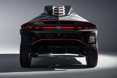 Audi RS Q e-tron onthulling