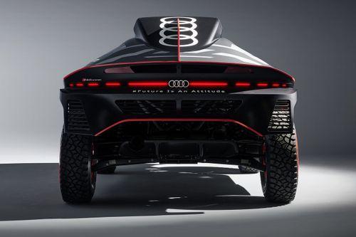 Presentación del Audi RS Q e-tron
