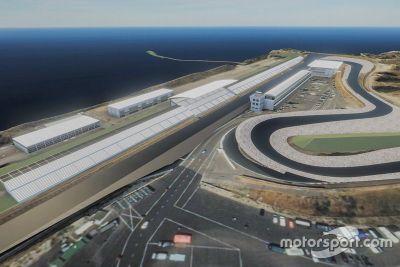 Zandvoort Circuit Construction