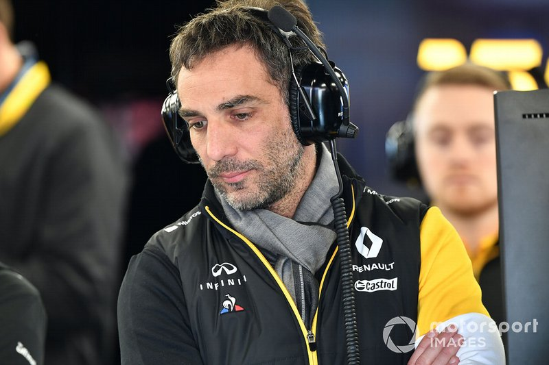 Cyril Abiteboul, Renault