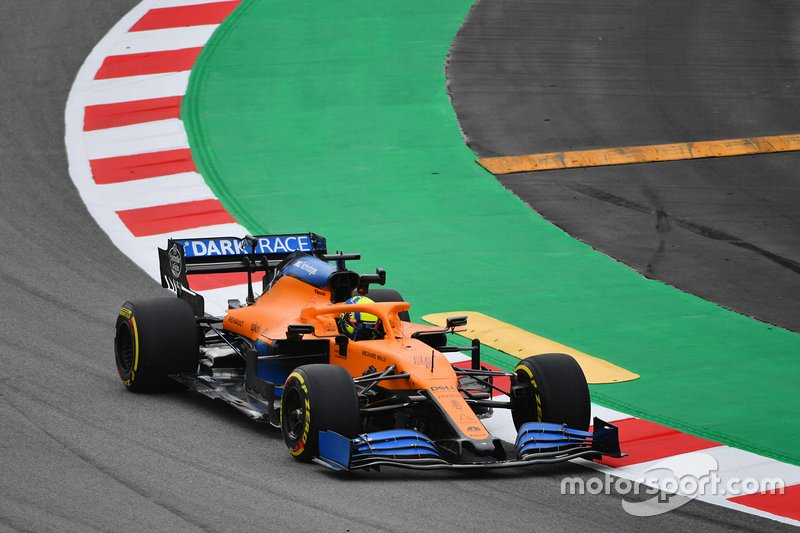 Formel-1-Autos 2020: Präsentation McLaren MCL35