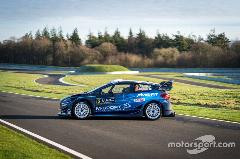 M-Sport Ford livery