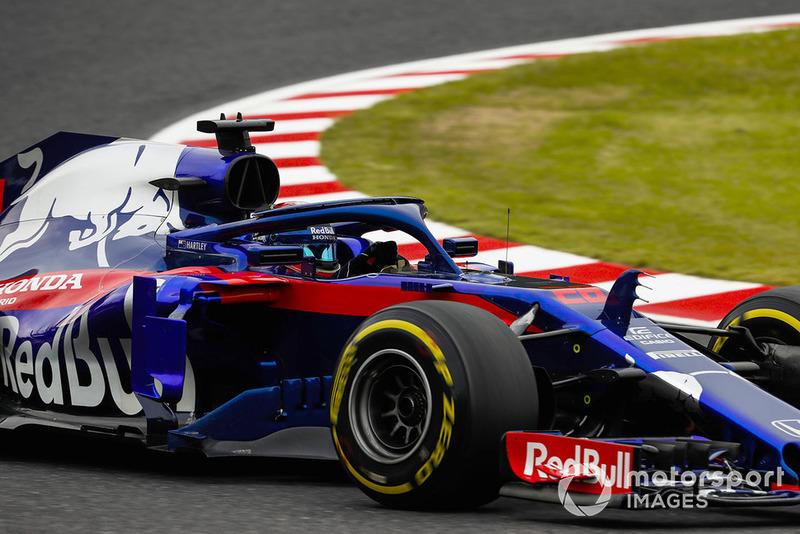 6: Brendon Hartley, Toro Rosso STR13, 1:30.023