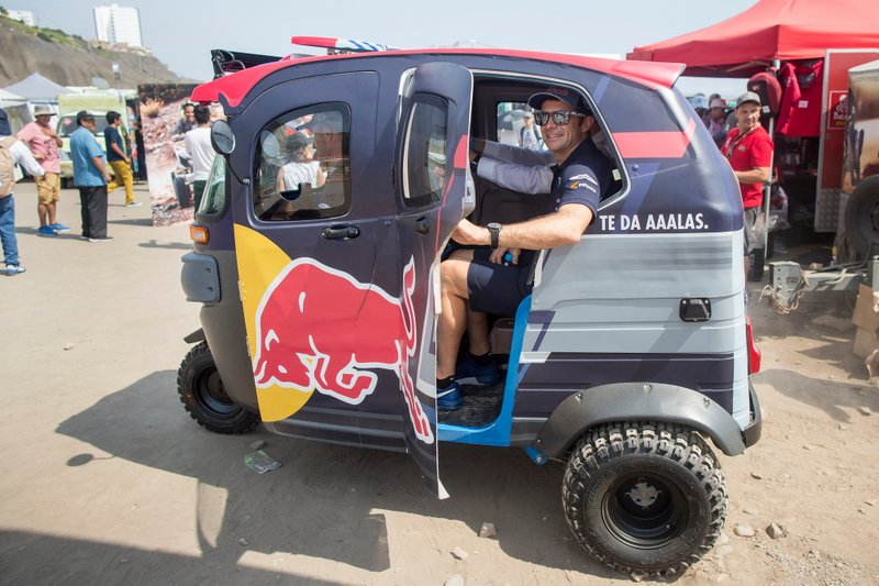 #300 X-Raid Mini JCW Team: Карлос Сайнс, #304 X-Raid Mini JCW Team: Стефан Петрансель, #308 X-Raid Mini JCW Team: Сіріль Депре