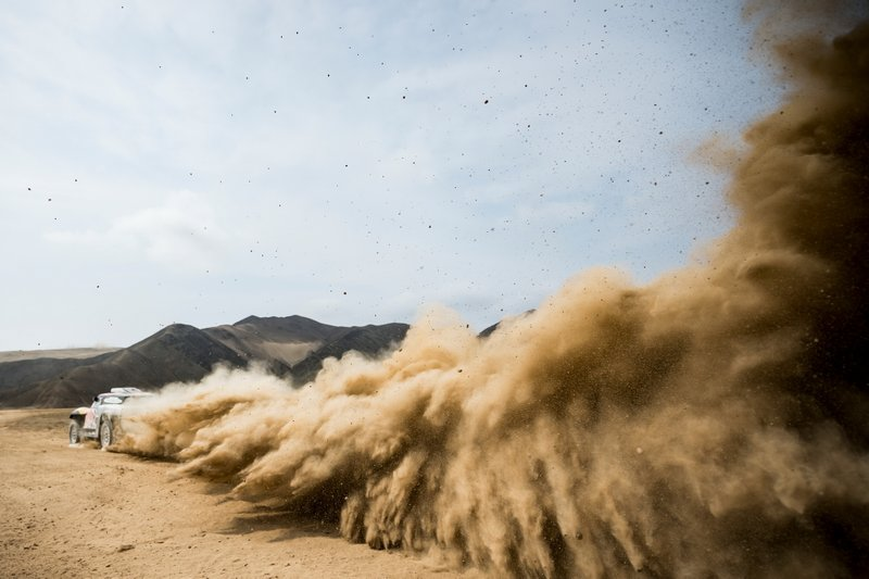 #308 X-Raid Mini JCW Team: Сіріль Депре, Жан-Поль Коттре
