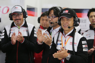 Shigeki Tomoyama, Presidente Gazoo Racing Company