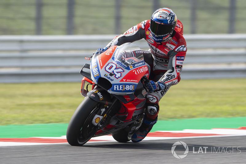 Ducati Desmosedici 2018 - Andrea Dovizioso