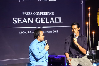 Arief Kurniawan, komentator balap, Sean Gelael, Prema Racing