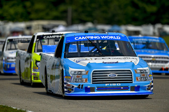 Ben Rhodes, ThorSport Racing, Ford F-150 FEI World Equestrian Games