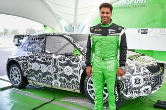 Нассер Аль-Аттия, ES Motorsport